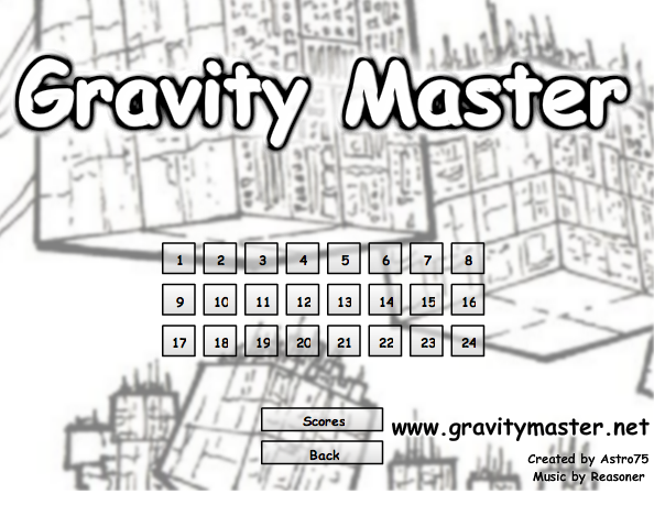 gravity muster