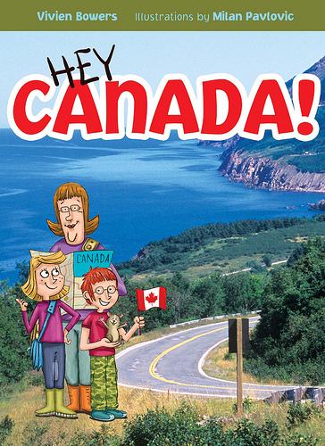 Hey Canada (book)