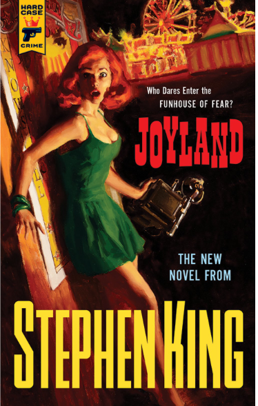 Joyland by Stephen King {Review}