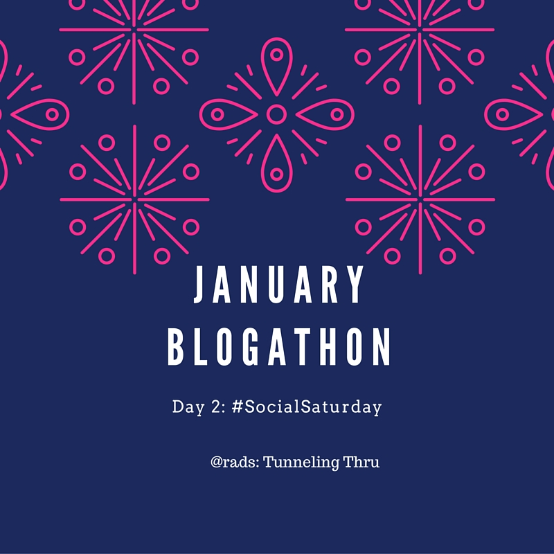 january blogathon social saturday lady admiration