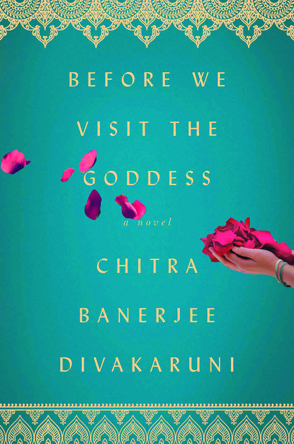 Before We Visit the Goddess: Cover