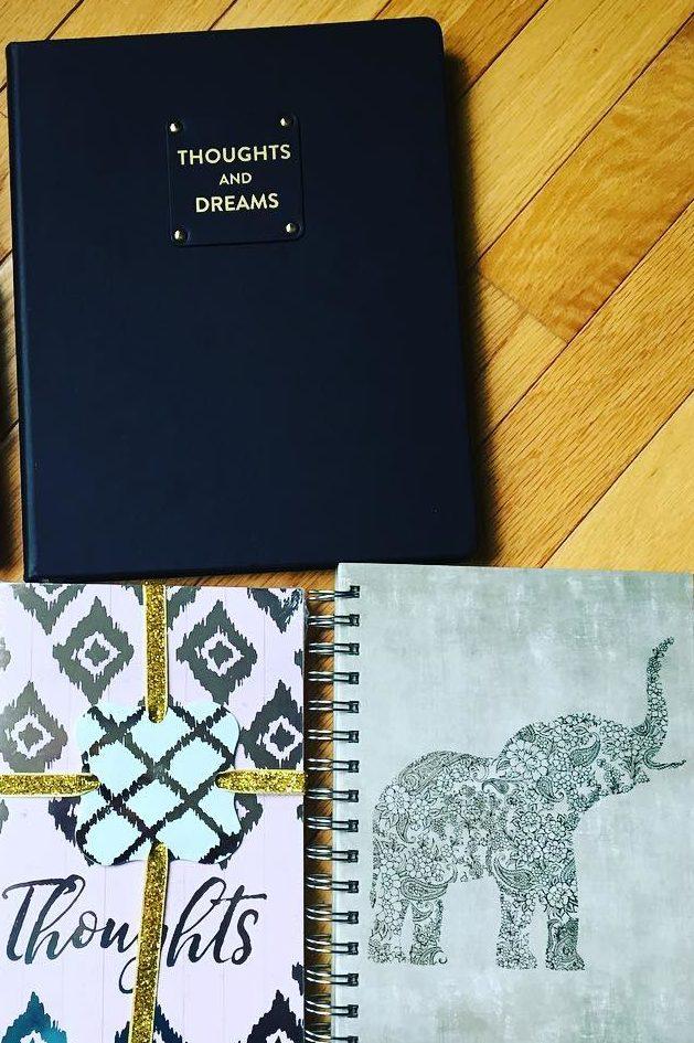 journals gratitude rads flubber