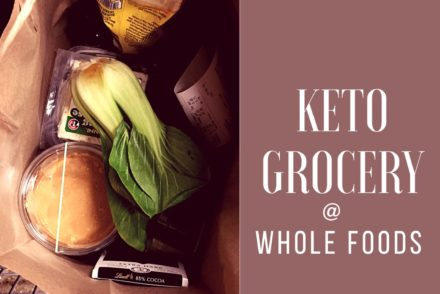 whole foods grocery keto rads