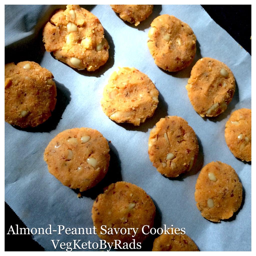 savory almond cookies rads keto low carb