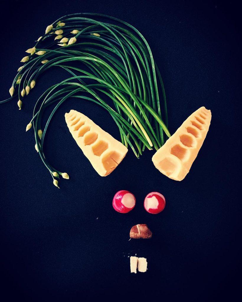 Bamboo Stir fry #Vegketobyrads