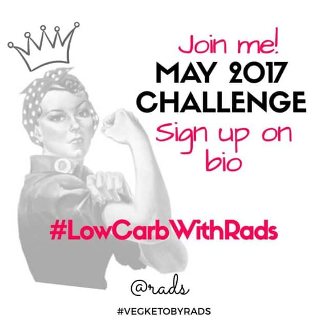 A fun challenge Yes it is fun! Go lowcarb andhellip