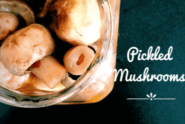 Mushrooms Of The Pickled Kind