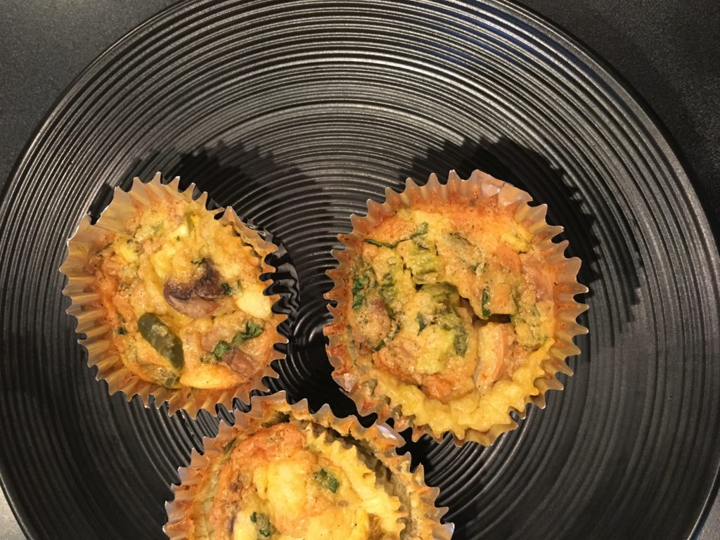 Quiche with paneer indian style #vegketobyrads #keto #Lowcarb