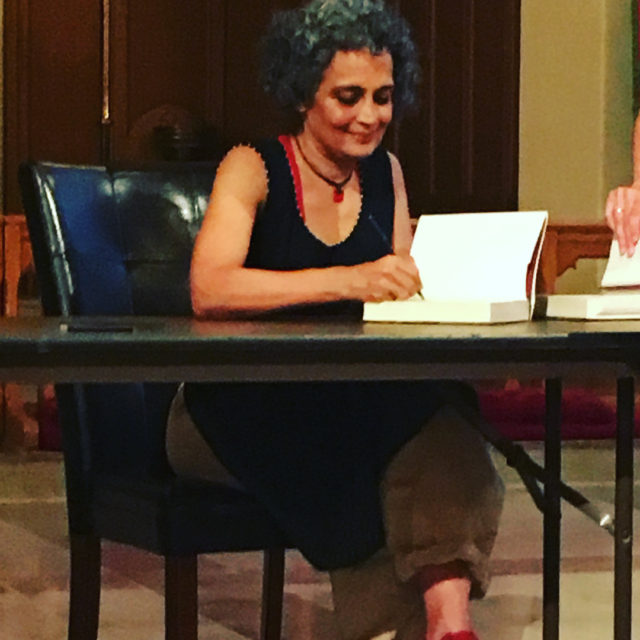 Ministry of utmost happiness  arundhatiroy Bought tickets a wholehellip