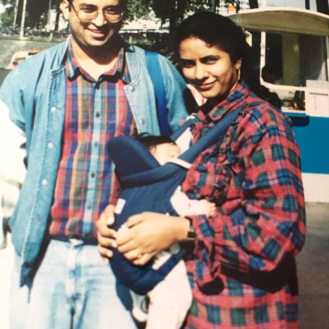 22 years  There was this whole baby wearing thinghellip