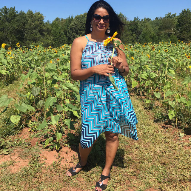 A mid morning trip to burnsidefarms and picking some sunflowershellip