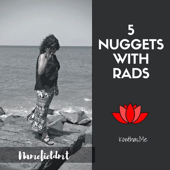 5 Nuggets With Rads quotes empowerment