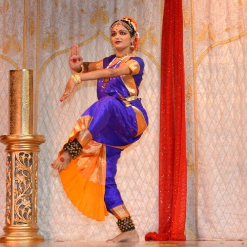 Childhood Dream: Kuchipudi Dance