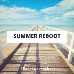 8 weeks to mindful you - Rads 8 week reboot