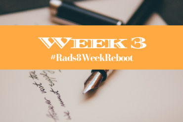 week 3 of the 8 week summer reboot challenge to become a healthier and mindful you!