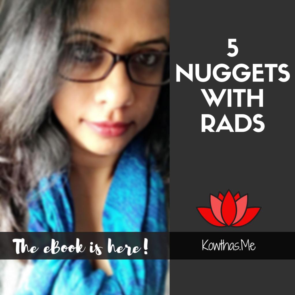ebook 5 nuggets download rads mailchimp