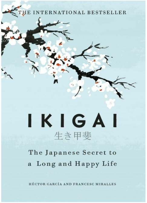 Ikigai Book Japanese Secret